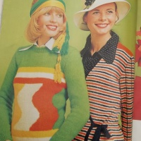 More vintage knitting patterns