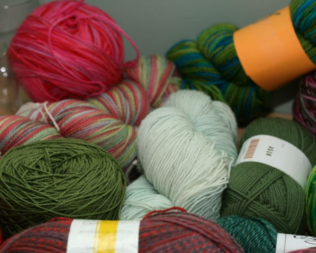 yarn photo by LollyKnits